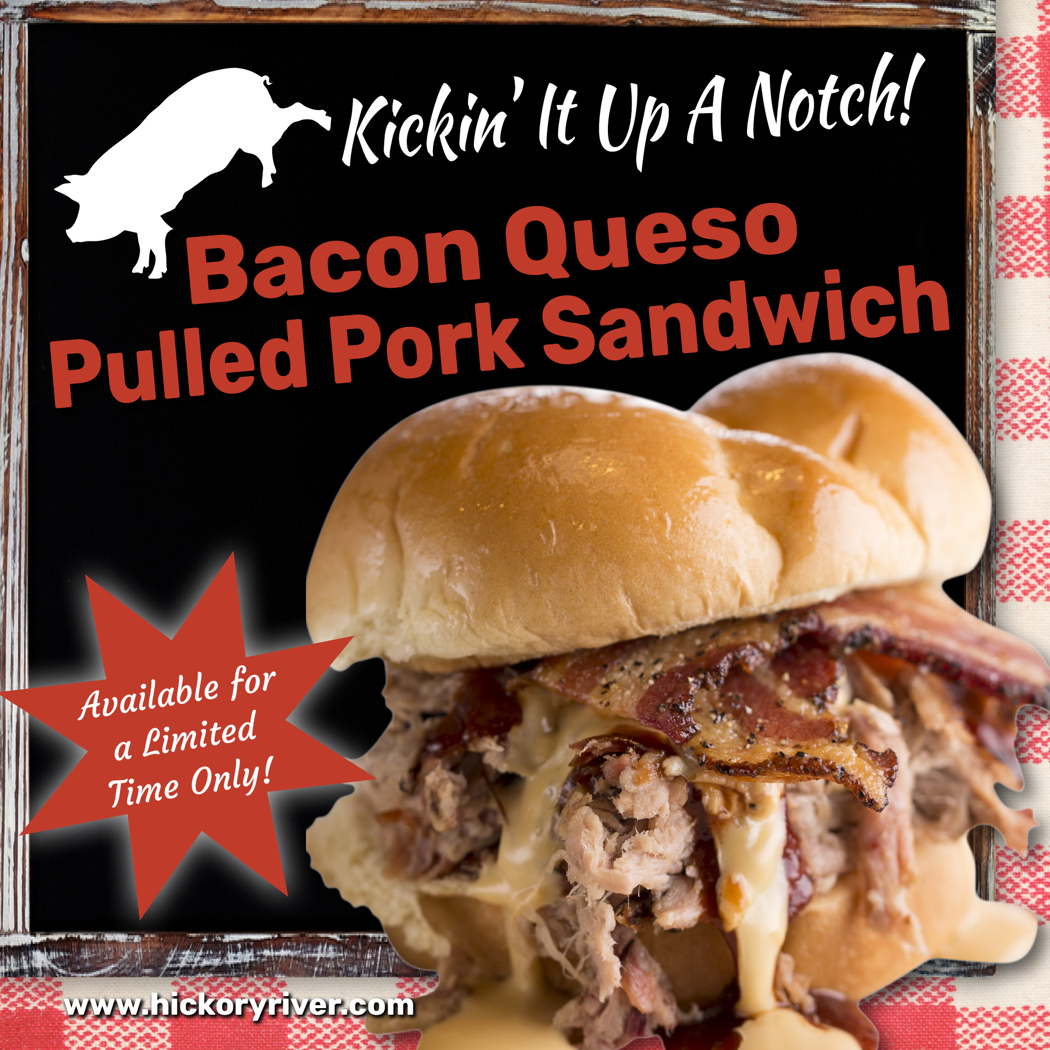 202 First Quarter Promotion Sandwich